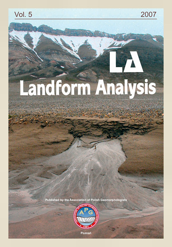 Landform Analysis